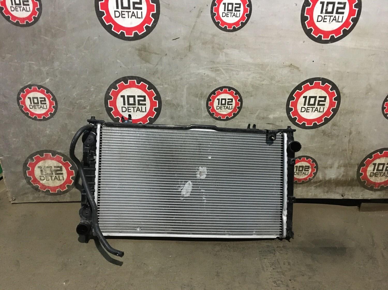 Радиатор охлаждения LADA Granta / Kalina 2