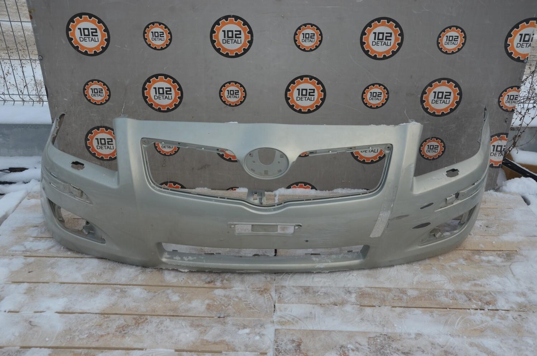 Бампер передний Toyota Avensis T250 Рестайлинг