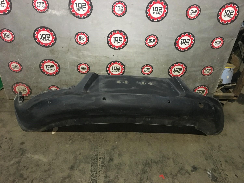 Бампер задний нижняя часть Kia Sportage 3