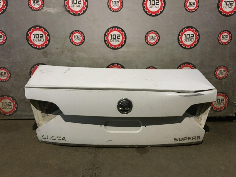 Крышка багажника Skoda Superb