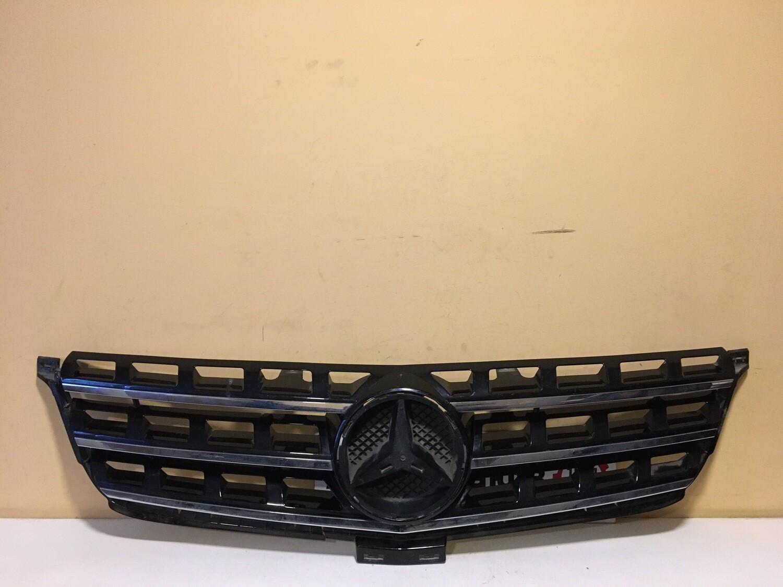 Решетка радиатора Mercedes ML W166