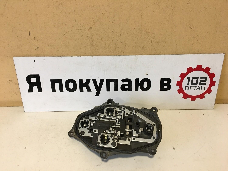 Плата заднего правого фонаря Skoda Octavia A7