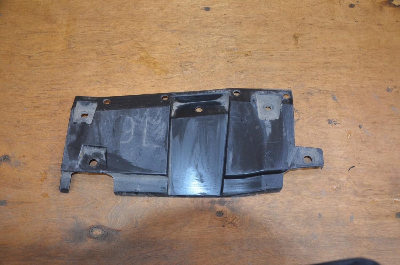 Пыльник заднего бампера левый Toyota Rav 4