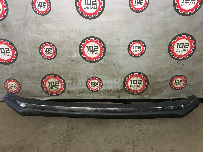 Накладка бампера Toyota Rav4