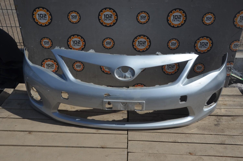 Бампер передний Toyota Corolla E151
