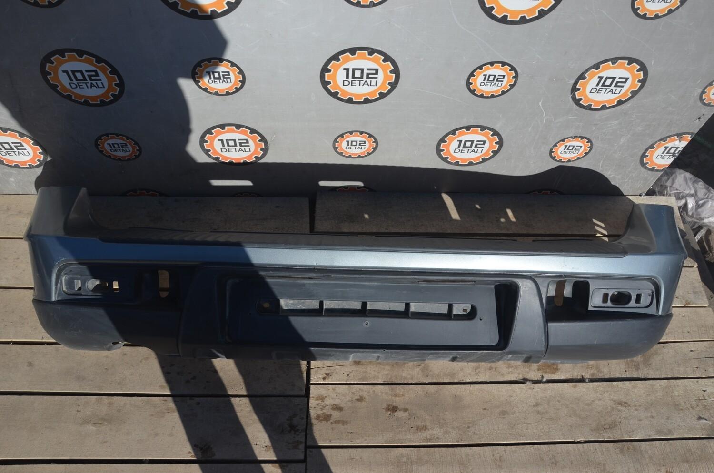 Бампер задний Chevrolet Niva Рестайлинг