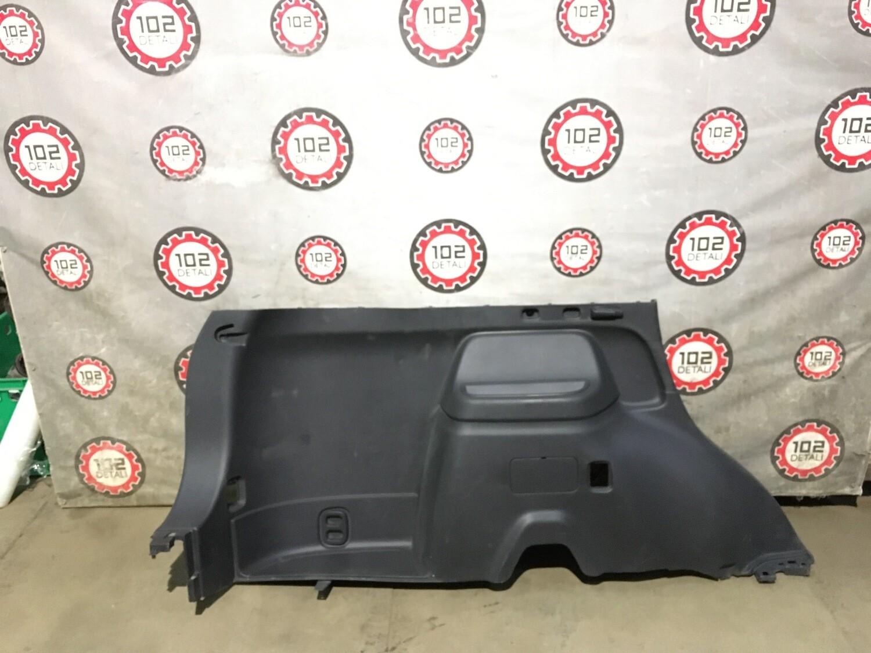 Обшивка багажника Mitsubishi Outlander GF