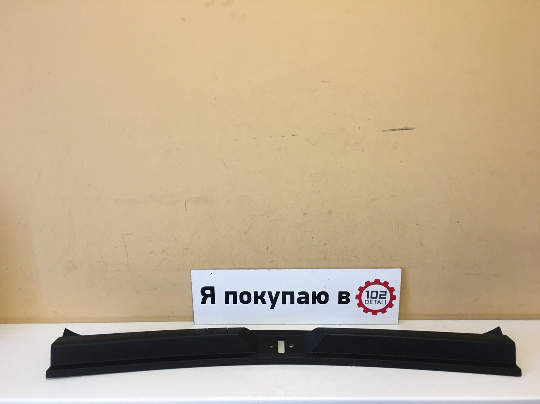 Обшивка багажника Renault Kaptur
