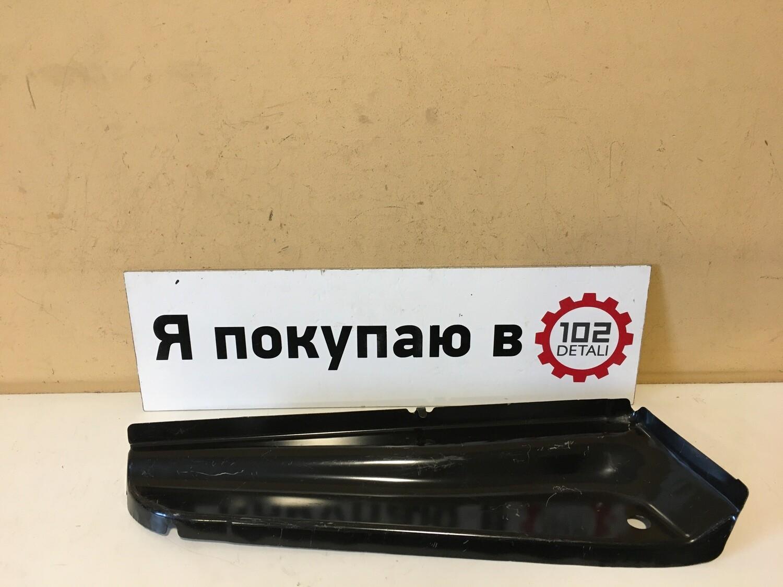 Панель пола правая задняя Skoda Octavia A7