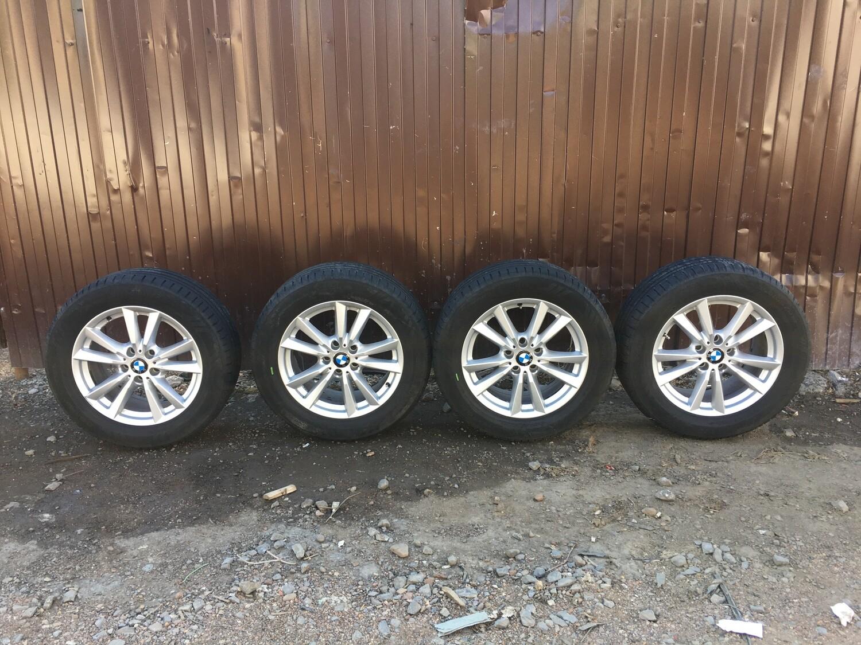 Комплект колес BMW X5 F15 R18