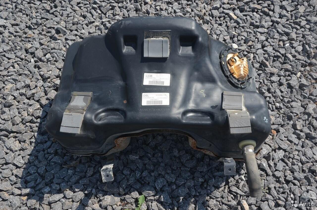 Бак топливный Range Rover Evoque L538 2.2D 224DT