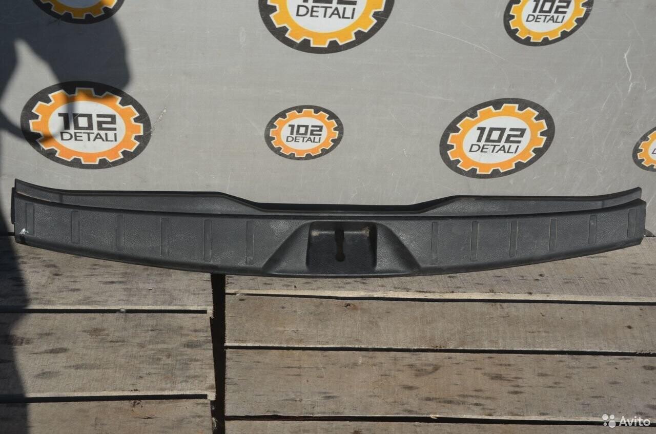 Накладка замка багажника Subaru Forester SJ