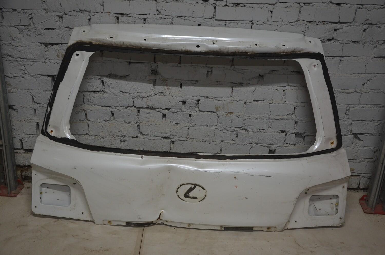 Крышка дверь багажника Lexus LX