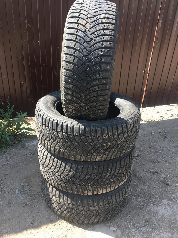 Резина зимняя Michelin 255/55/R18
