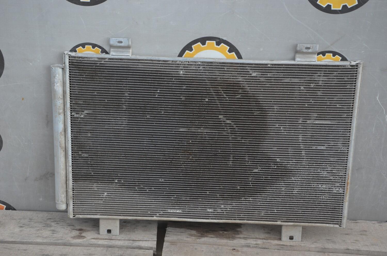 Радиатор кондиционера Toyota Highlander 2