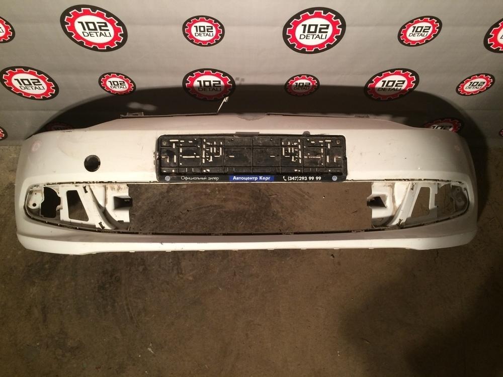 Бампер передний Volkswagen Polo 5 2011-2015