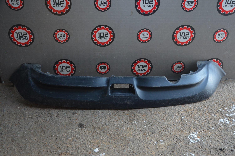 Юбка заднего бампера Nissan Juke F15