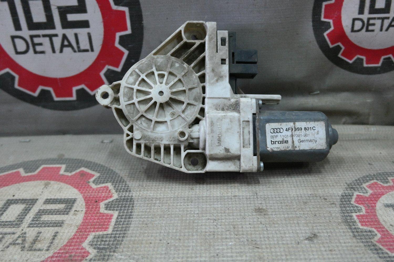 Моторчик стеклоподъемника задний левый Audi A6