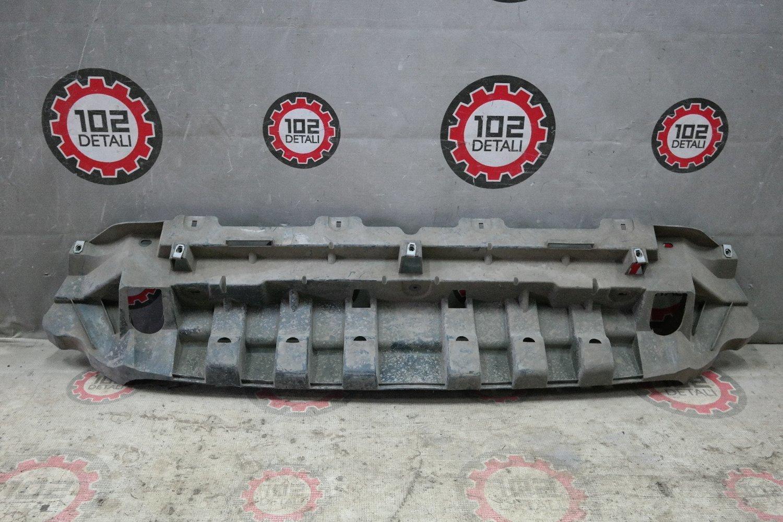 Защита переднего бампера Ford Ecosport