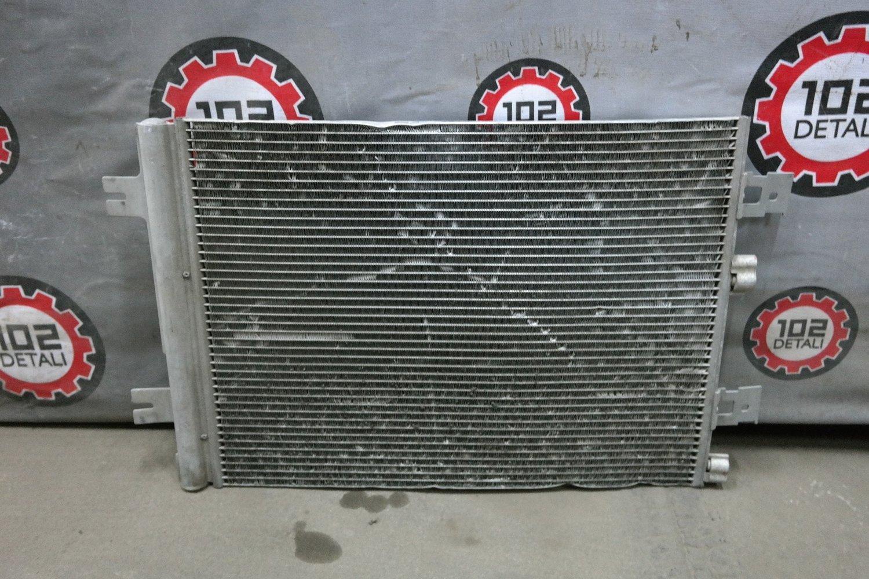 Радиатор кондиционера Renault Duster (2012--)