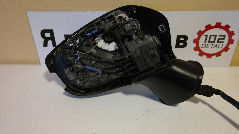 Mazda 6 (GJ) Зеркало правое электрическое 2013-16