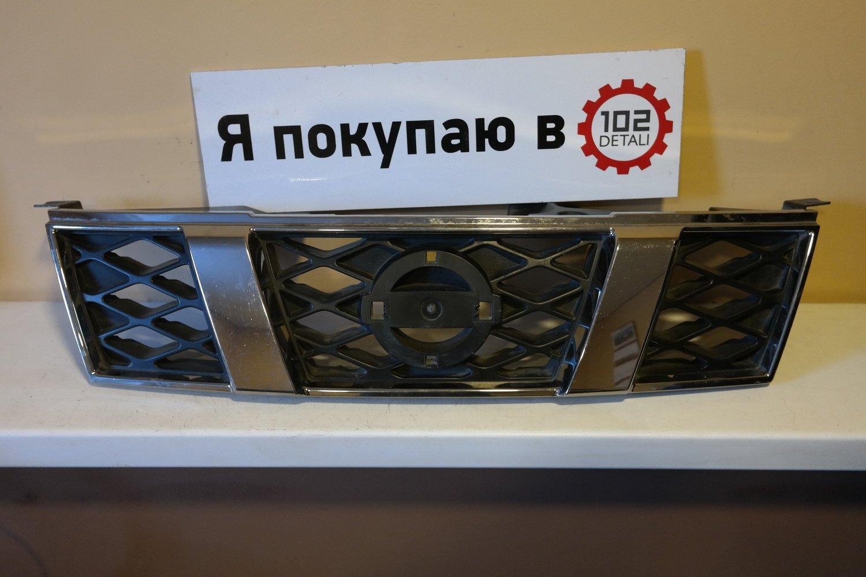 Решетка радиатора Nissan X-Trail T31 дорестайлинг