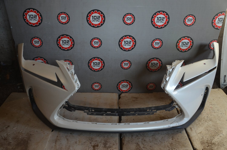 Lexus NX Бампер передний с накладкой