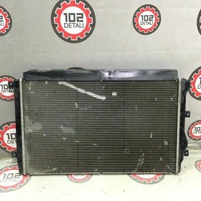 Радиатор основной Audi Seat Skoda