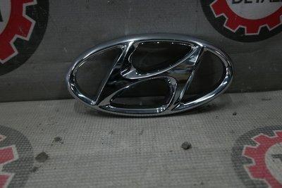 Знак заводской Hyundai i30