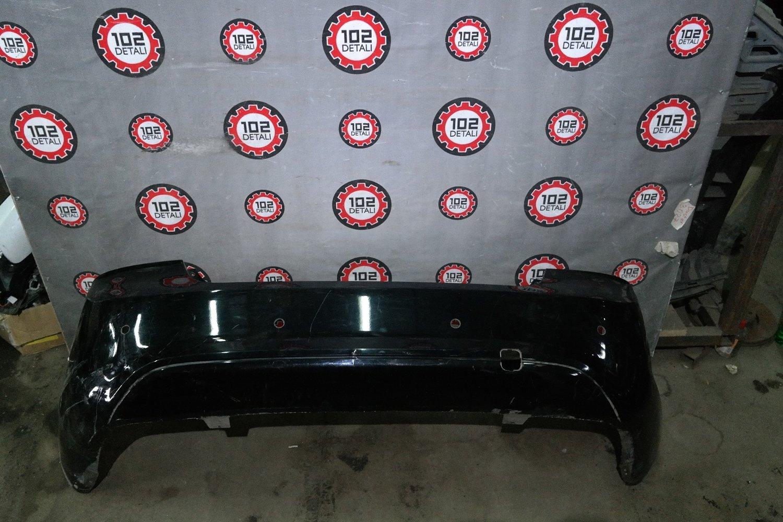 Бампер задний Ford focus 2 (2008-2011)