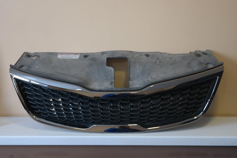Решетка радиатора Kia rio 3 (2015-2017)