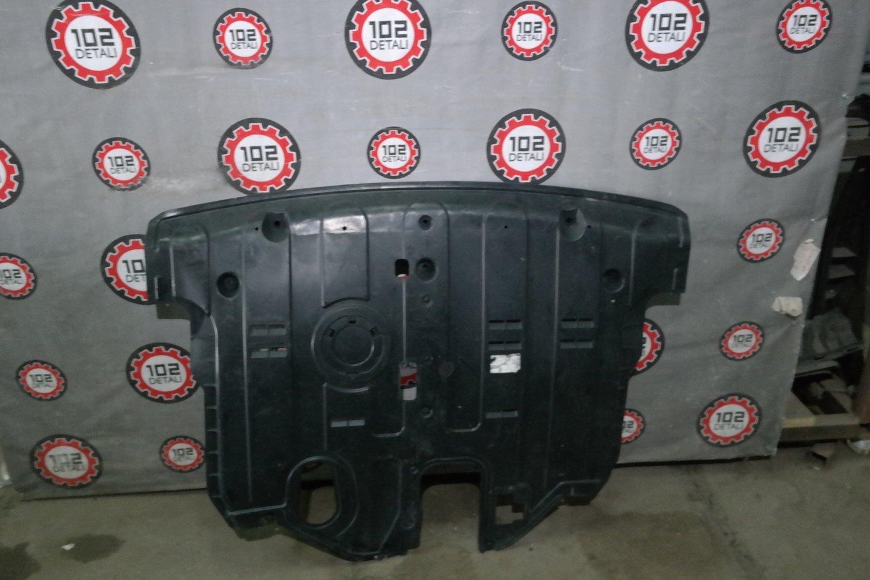 Защита двигателя Hyundai Santa Fe (DM) (2012-)