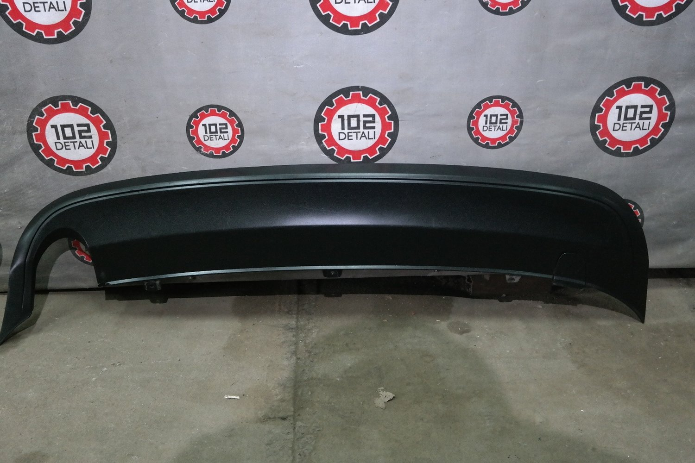 Юбка заднего бампера Volkswagen Jetta 6