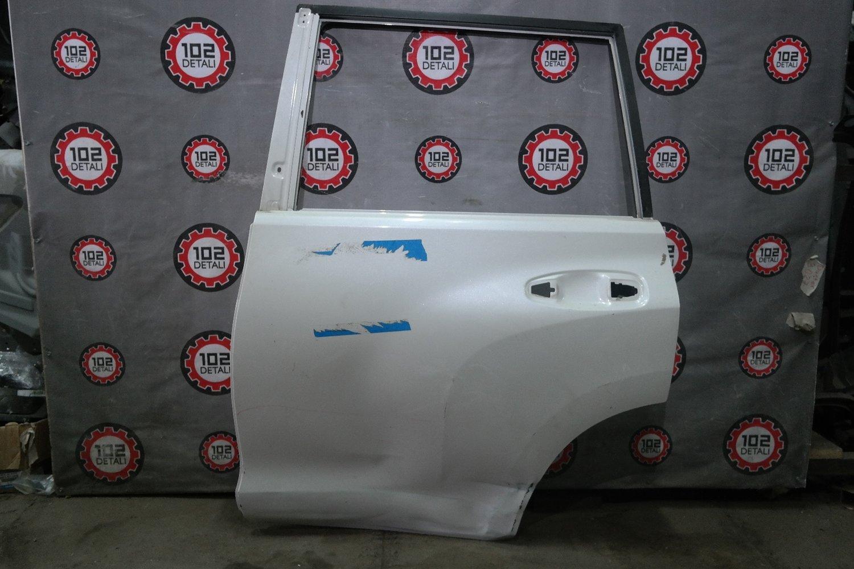 Дверь задняя левая Toyota Land Cruiser 150 Prado (2009--)