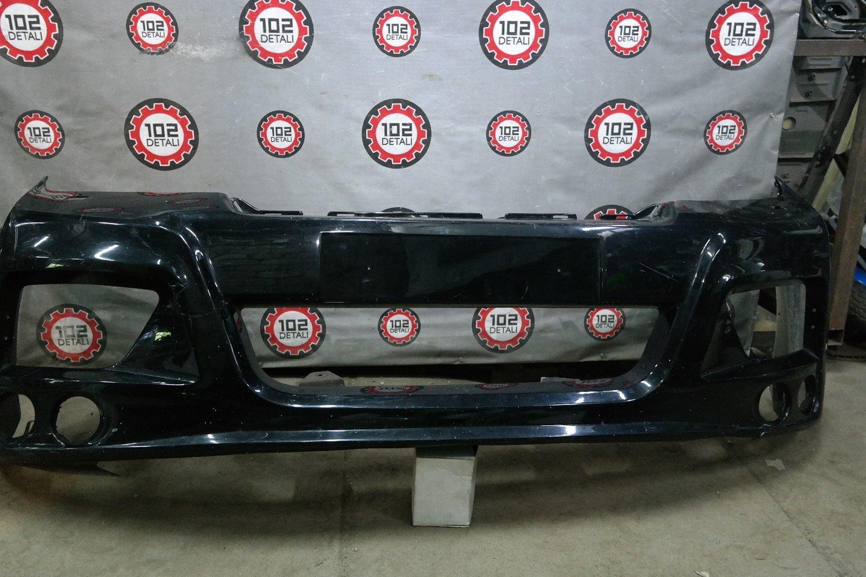 Бампер передний Toyota Land Cruiser 200 khann