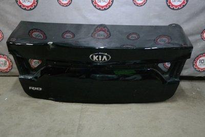 Крышка багажника Kia Rio 4