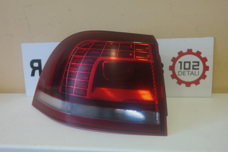 Фонарь левый наружный LED Volkswagen  Touareg 2 NF