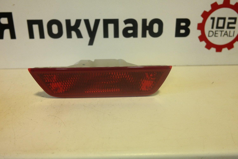 Фонарь противотуманный задний бампер Nissan Almera G15