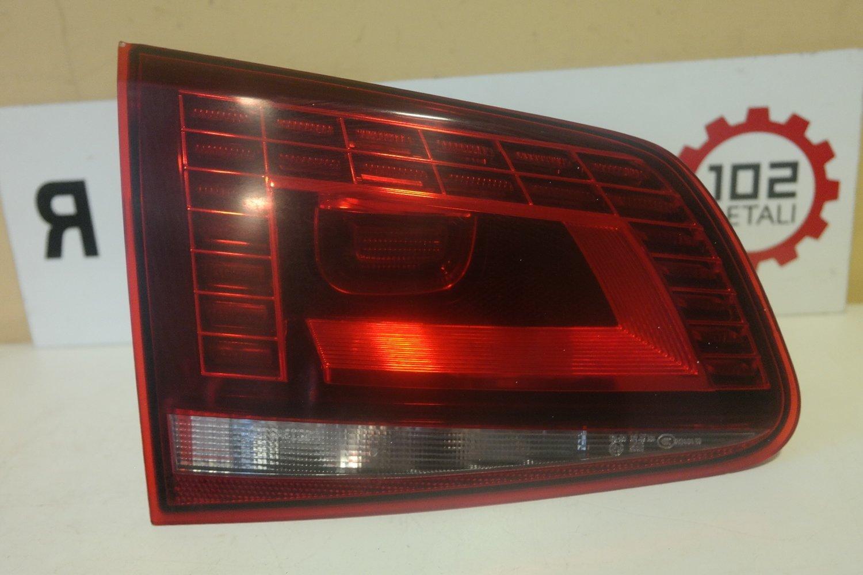 Фонарь задний внутренний левый Volkswagen Touareg 2 NF (2010--)