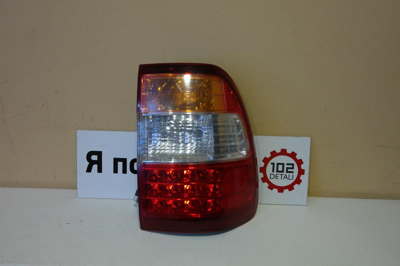 Фонарь правый Toyota Land Cruiser 100