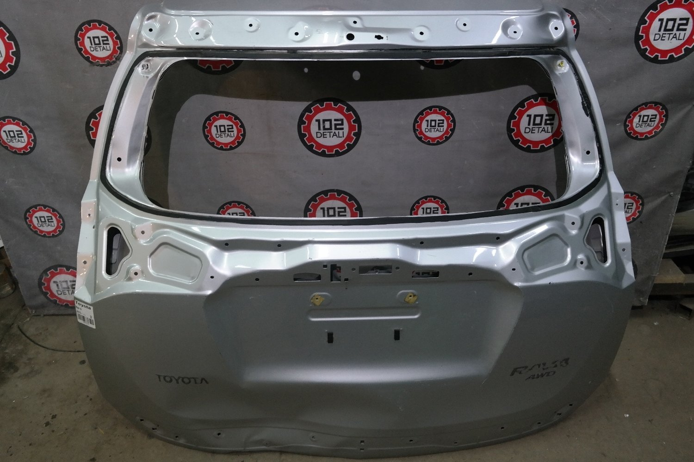 Дверь багажника Toyota Rav 4 (2015--)