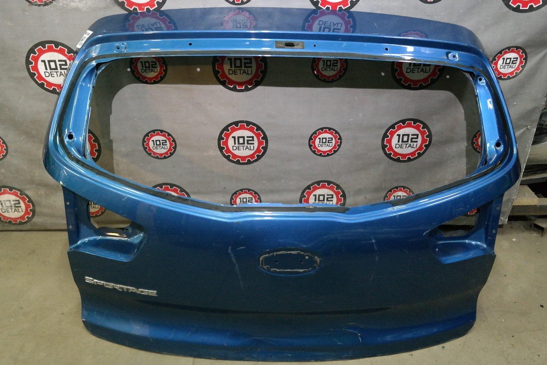 Дверь багажника Kia Sportage 3 (2010-2016)