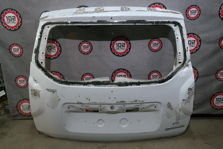 Renault Duster Дверь багажника (2012-2016)