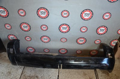 Бампер задний Toyota Land Cruiser Prado 120