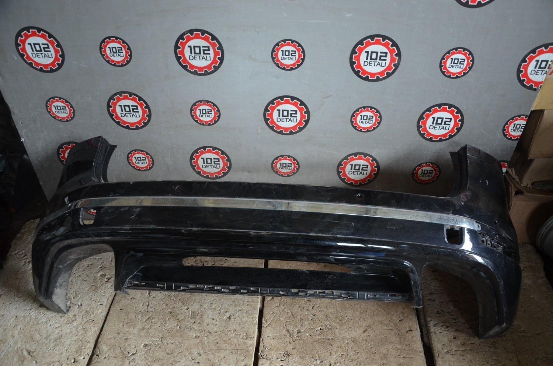 Бампер задний VW Touareg 2