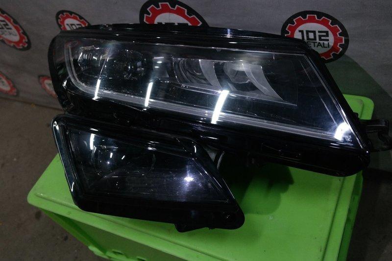 Фара правая Skoda Kodiaq LED (2016--)