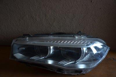 Фара левая биксенон BMW X5 F15 X6