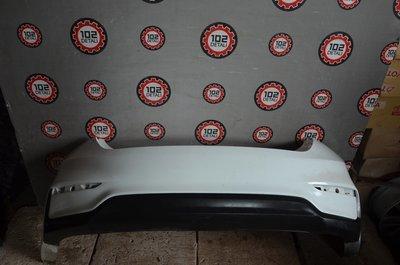 Бампер задний Mercedes-Benz GLC X253