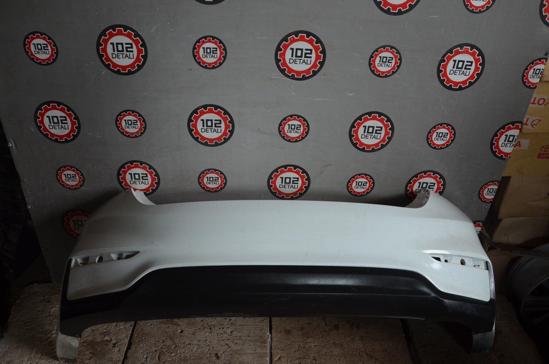 Бампер задний Hyundai Solaris 2