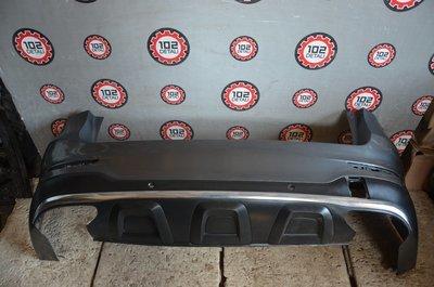 Бампер задний AMG Mercedes GLC X253